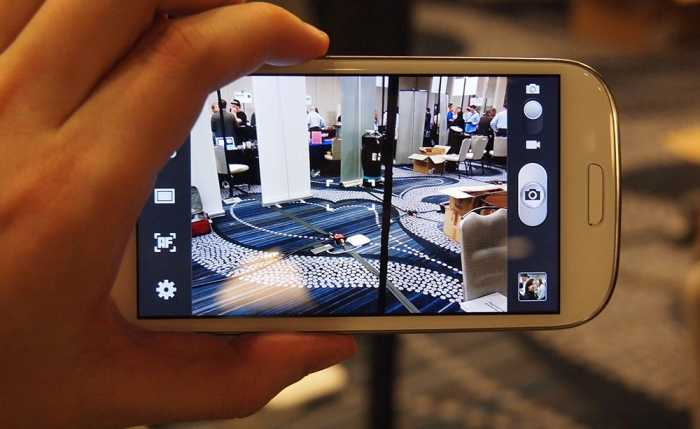 Galaxy S3 Camera