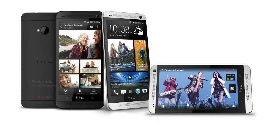 صورة رسمية مسربة للهاتف HTC ONE