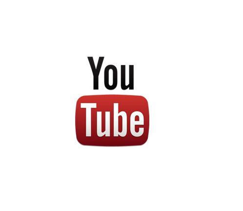 صورة لشعار يوتيوب