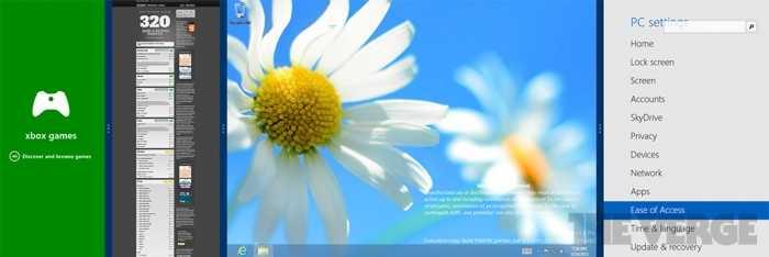 طريقة جديدة لعمل التطبيقات جنباً إلى جنب في ويندوز Blue