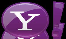 صورة لشعار ياهو