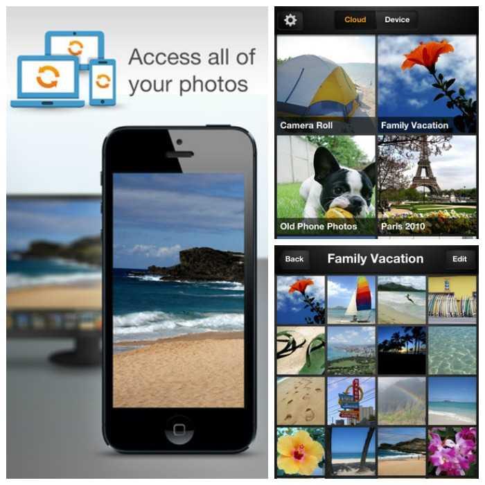 أمازون توفر تطبيق Cloud Drive Photos لهواتف آيفون