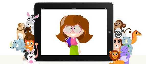 edukitten تطور تطبيقات لتعليم الأطفال التحدث باللغة العربية بطلاقة