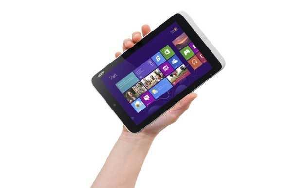 تسريب صورة ومواصفات الحاسوب اللوحي Acer Iconia W3 بنظام تشغيل ويندوز8 وشاشة قياسها 8 بوصة