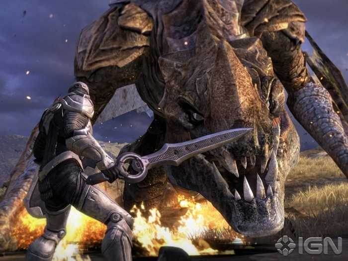 Epic Games تعلن عن Infinity Blade 3 لأجهزة iOS