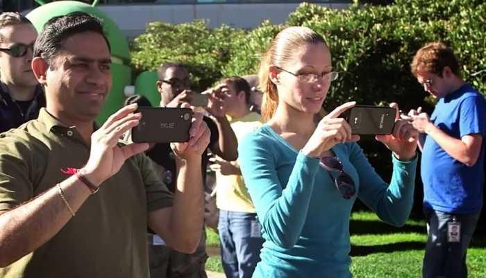 نيكسوس 5 يظهر في مقطع فيديو ترويجي لأندرويد كيت كات