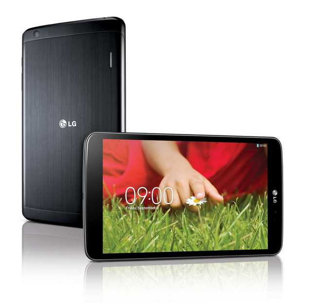 LG تعلن عن G Pad 8.3 في الوقت المناسب قبل الإعلان عن آيباد ميني جديد