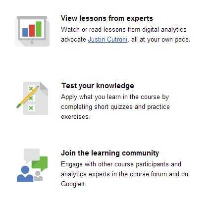Analytics Academy موقع جديد من جوجل يقدم دورات مجانية حول التحليل الرقمي