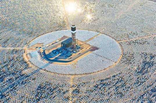 إسرائيل ستبدأ العام المقبل في بناء خامس أكبر محطة للطاقة الشمسية في العالم