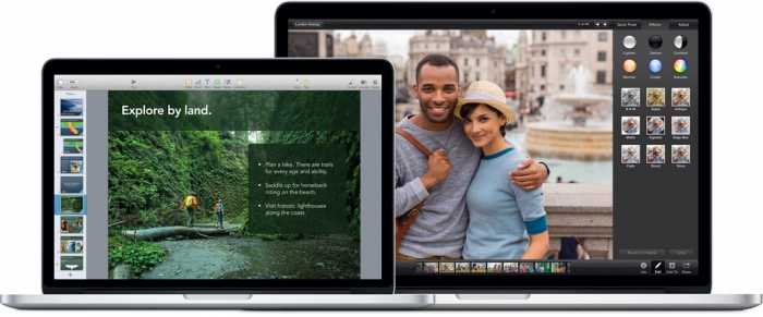آبل عن تعلن عن إصدار جديد من ماك بوك برو بشاشة Retina
