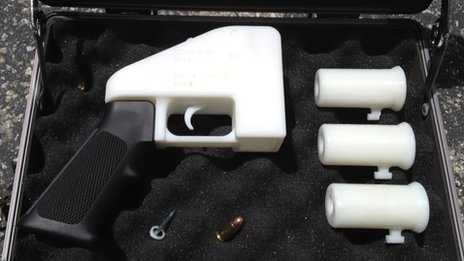 فيلادلفيا أول مدينة أمريكية تحظر الأسلحة النارية المصنوعة بواسطة الطباعة ثلاثية الأبعاد
