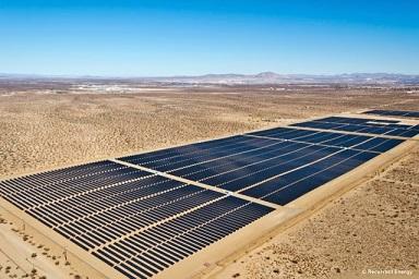 جوجل تستثمر 80 مليون دولار في 6 محطات جديدة للطاقة الشمسية