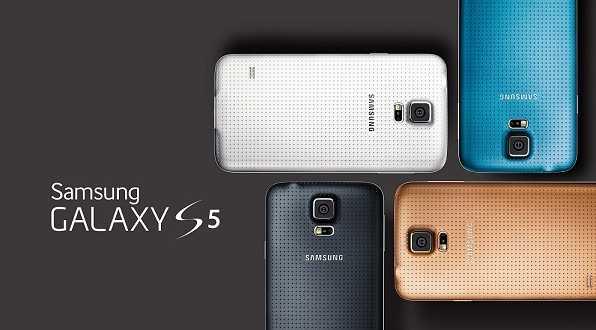 Galaxy S5 جالاكسي اس 5: المواصفات والمميزات والسعر