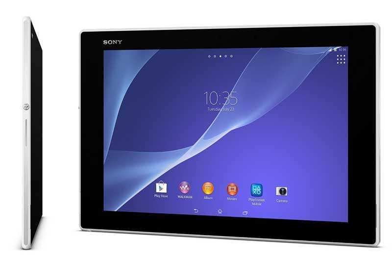كل ما تريد معرفته عن الحاسب اللوحي Xperia Z2 Tablet - صدى التقنية
