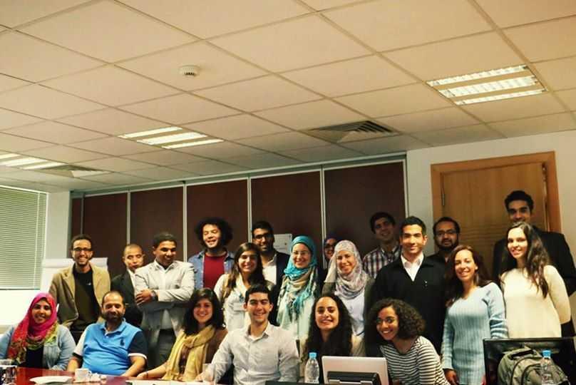 ختام فعاليات Get Online Week Mena بساقية الصاوي