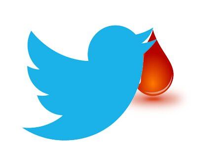 تويتر والتبرع بالدم