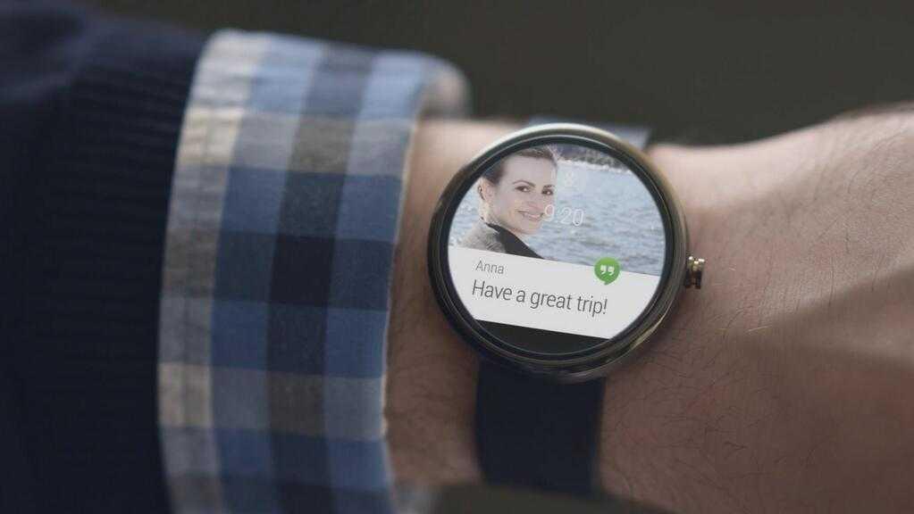 جوجل تعلن عن أندرويد Wear للأجهزة الذكية التي يمكن إرتداؤها