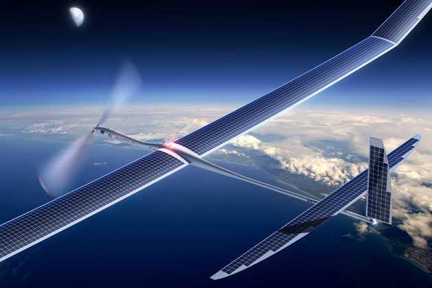 فيسبوك تنوي الإستحواذ على شركة تصنع طائرات بدون طيار تعمل بالطاقة الشمسية