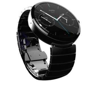 موتورولا تعلن عن ساعة اليد الذكية Moto 360