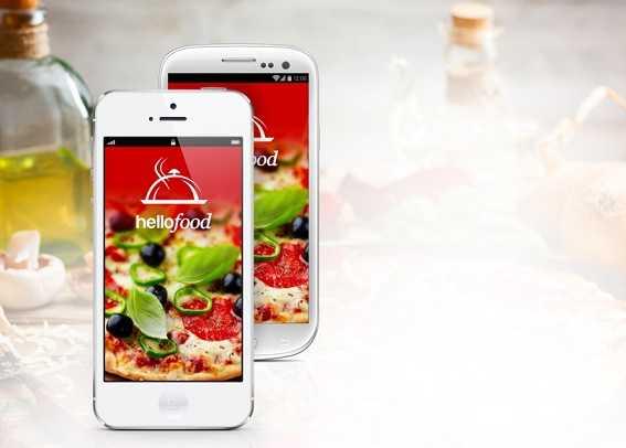 تطبيق هلوفود يوفر أفضل طريقة لطلب الطعام عبر الإنترنت - صدى التقنية