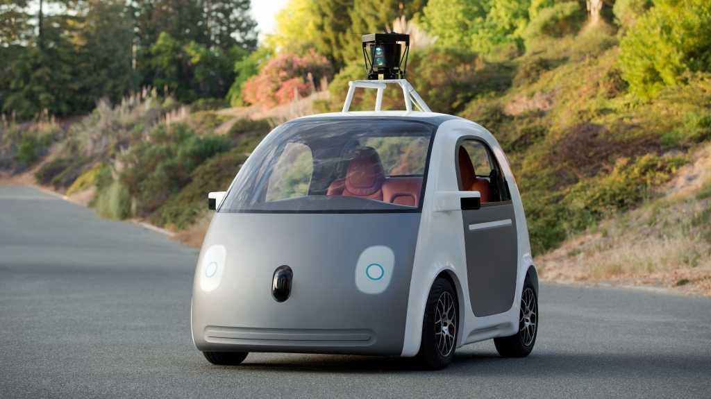 سيارة بدون قائد هي اخر انتاج لجوجل