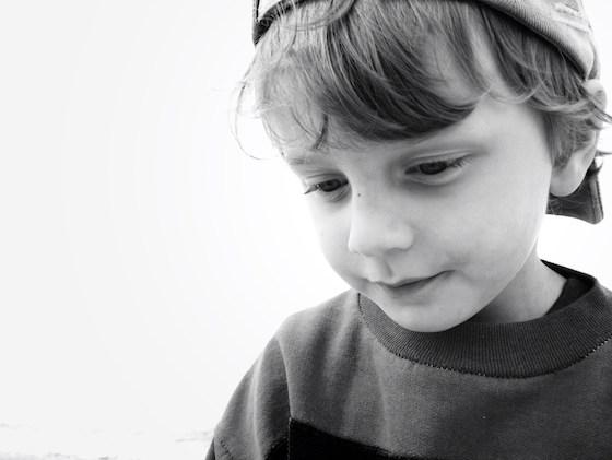 تصوير الاطفال