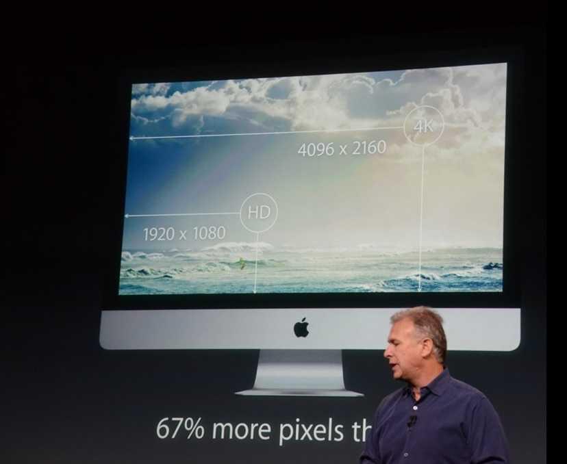 آيماك بشاشة Retina بدقة 5K
