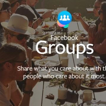 Groups: تطبيق مستقل من فيسبوك للمجموعات