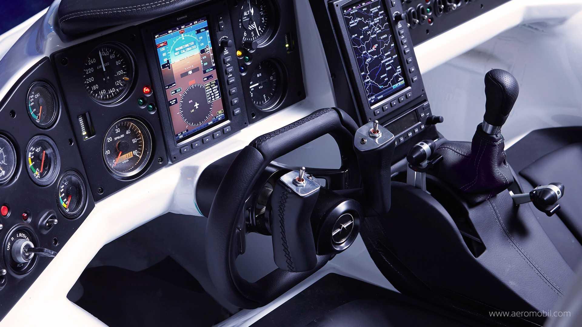 AeroMobil 3.0 السيارة الطائرة