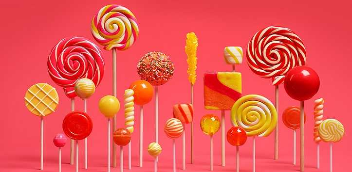 أبرز 10 مميزات في أندرويد Lollipop - صدى التقنية