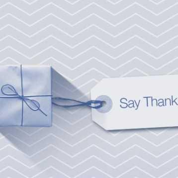 فيسبوك تعلن عن Say Thanks