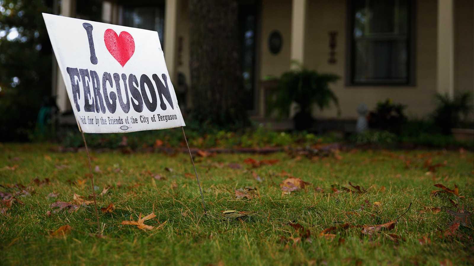 مقتل مايكل براون - احتجاجات فيرحسون - من أبرز موضوعات فيسبوك في 2014