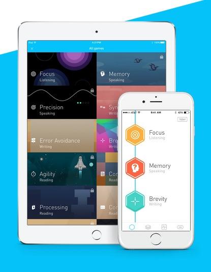 أفضل تطبيقات وألعاب آيفون وآيباد في 2014 Elevate   Your personal brain trainer