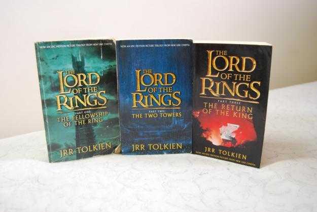 سيد الخواتم lord of the rings