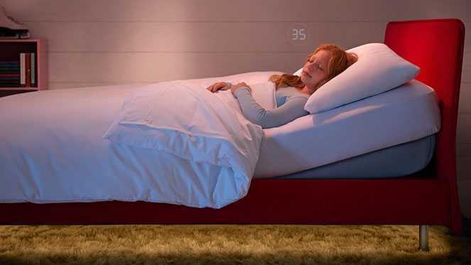 سرير ذكي للأطفال يتيح للآباء مراقبة نومهم