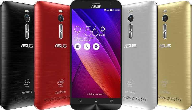 أسوس تعلن عن Zenfone 2 بسعر 199 دولار