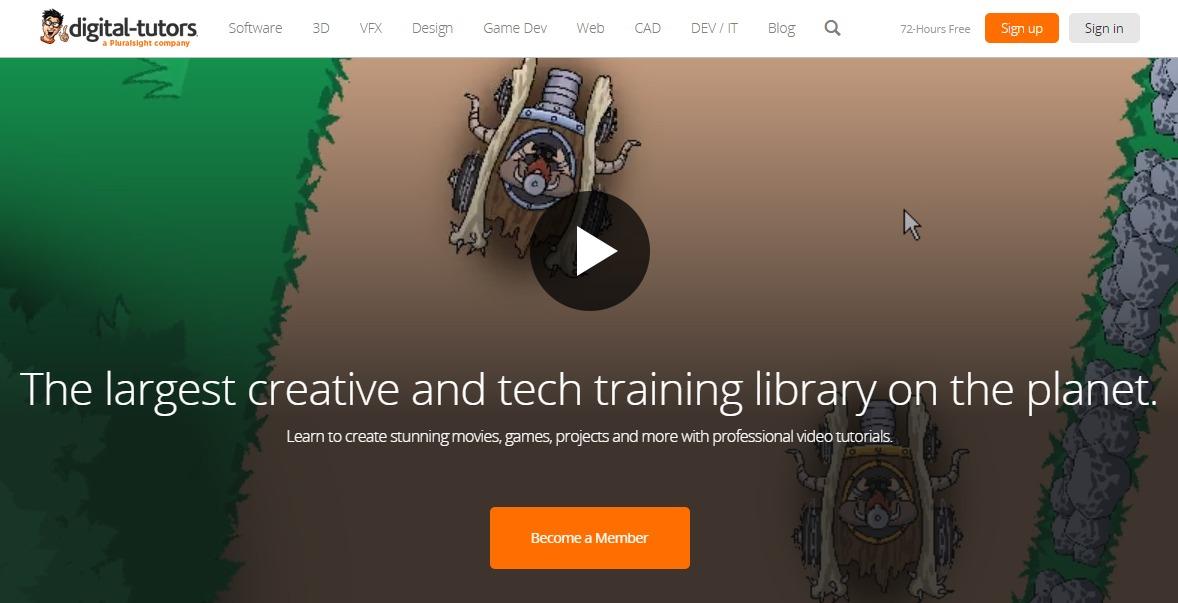 Puralsight توفر 4000 فيديو تعليمي عن التصميم والبرمجة