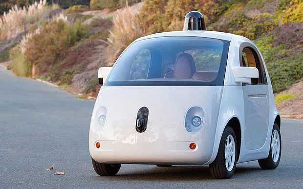 جوجل تبدأ تجربة أول سيارة ذاتية القيادة هذا الشهر