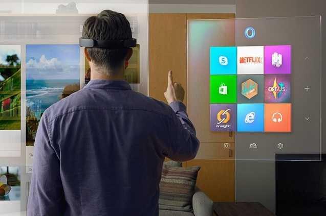HoloLens: رؤية طموحة من مايكروسوفت للحوسبة والترفيه - صدى التقنية
