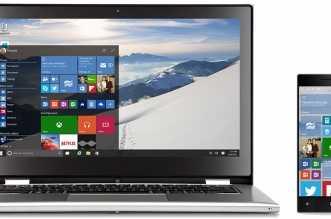 Windows 10 ويندوز 10 الشاشة الرئيسية في ويندوز 10