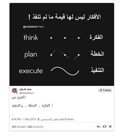 سلسلة تغريدات أفضل ما غرد العرب عن التقنية
