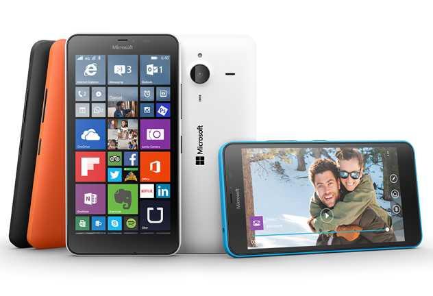 لوميا 640 XL هو نسخة من لوميا 640 بشاشة أكبر وكاميرا أفضل وبطارية أقوى