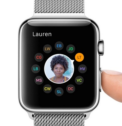 Apple Apple Watch New Ways to Connect
