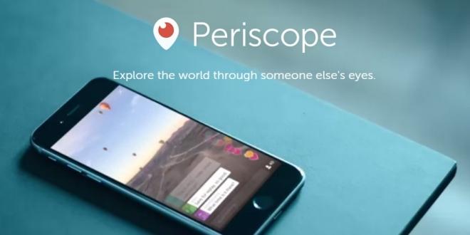 Periscope بريسكوب