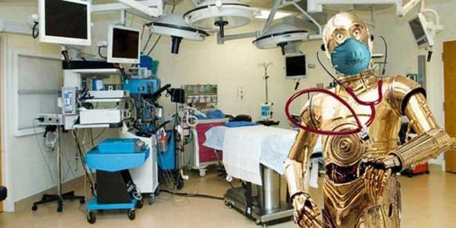 جوجل تطور روبوتات لمساعدة الجراحين