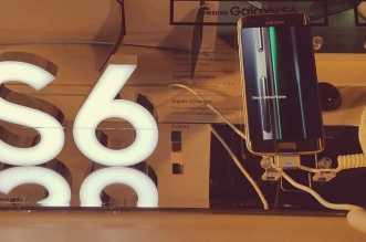 شعار جالاكسي اس 6