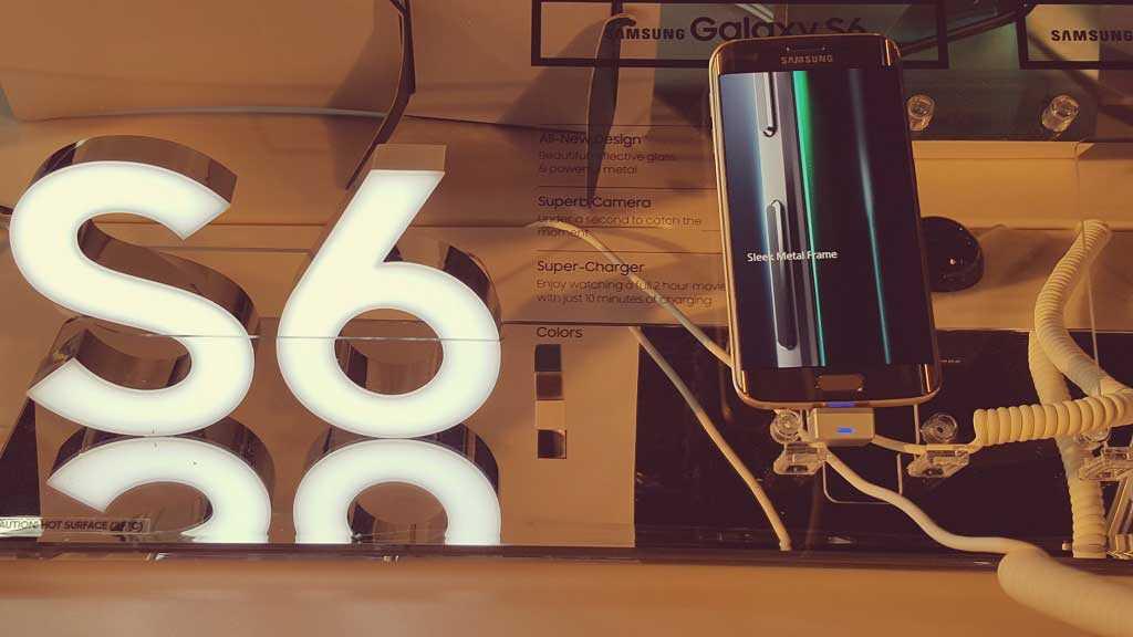 صور توضح جودة كاميرا جالاكسي اس 6 في وجود إضاءة منخفضة - صدى التقنية