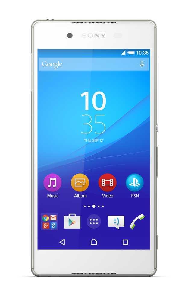 سوني تعلن رسميا عن هاتفها Xperia Z4