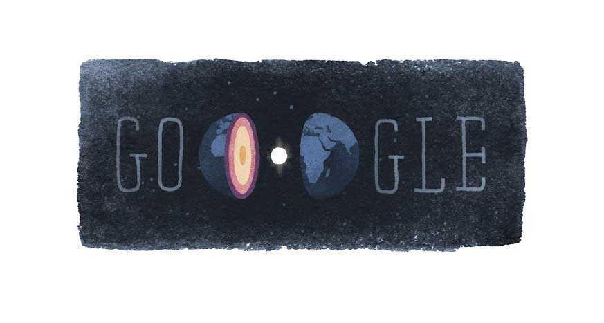 جوجل تحتفل بذكرى ميلاد عالمة الزلازل إنجي لمان - صدى التقنية