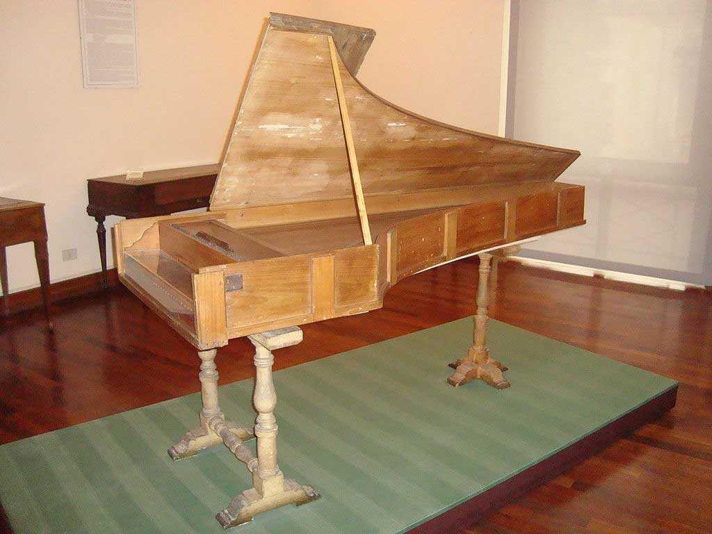 بارتولوميو كريستوفوري Bartolomeo Cristofori بيانو 1722